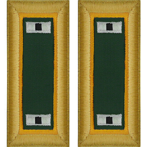 Army Shoulder Strap: Warrant Officer 1: Military Police