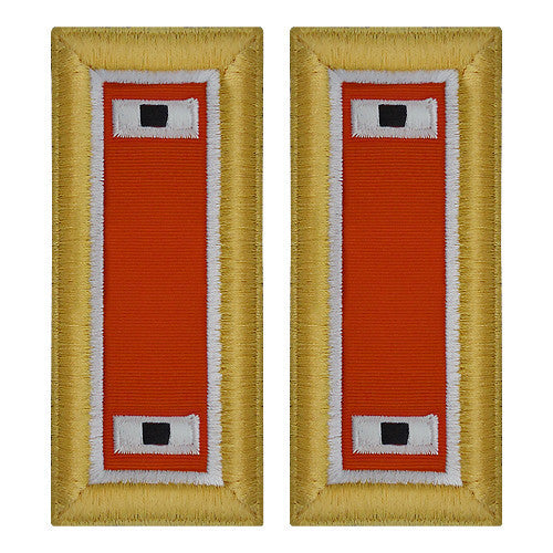 Army Shoulder Strap: Warrant Officer 1: Signal - female