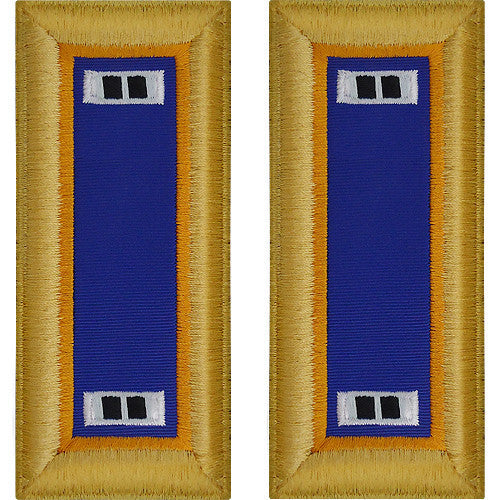 Army Shoulder Strap: Warrant Officer 2: Aviation