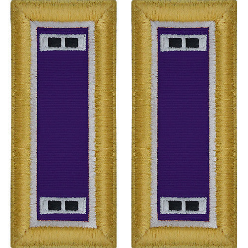 Army Shoulder Strap: Warrant Officer 2: Civil Affairs