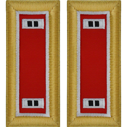 Army Shoulder Strap: Warrant Officer 2: Engineer