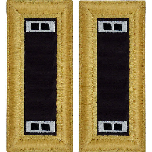 Army Shoulder Strap: Warrant Officer 2: Chaplain