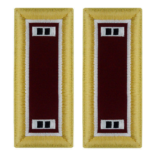 Army Shoulder Strap: Warrant Officer 2: Medical - female