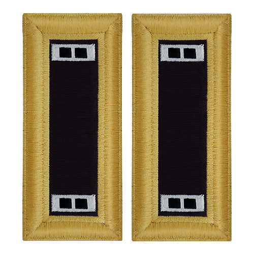 Army Shoulder Strap: Warrant Officer 2: Chaplain - female