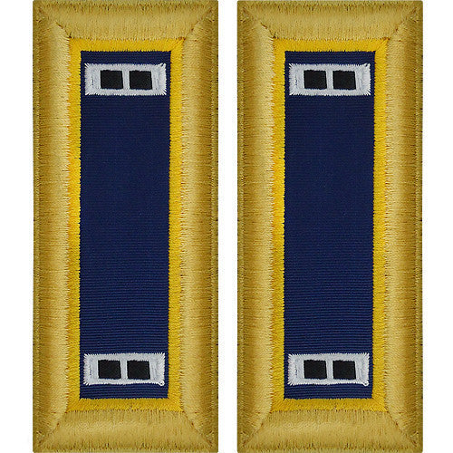 Army Shoulder Strap: Warrant Officer 2: Chemical