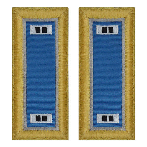 Army Shoulder Strap: Warrant Officer 2: Military Intel - female