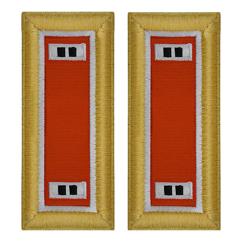 Army Shoulder Strap: Warrant Officer 2: Signal - female