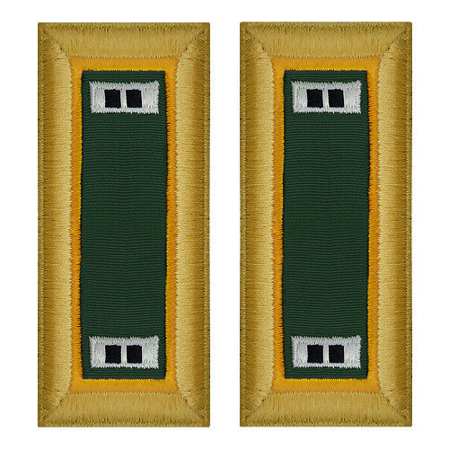 Army Shoulder Strap: Warrant Officer 2: Military Police - female