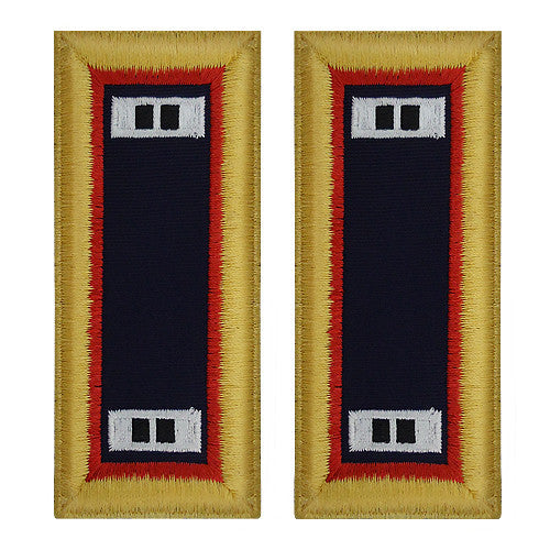 Army Shoulder Strap: Warrant Officer 2: Adjutant General - female