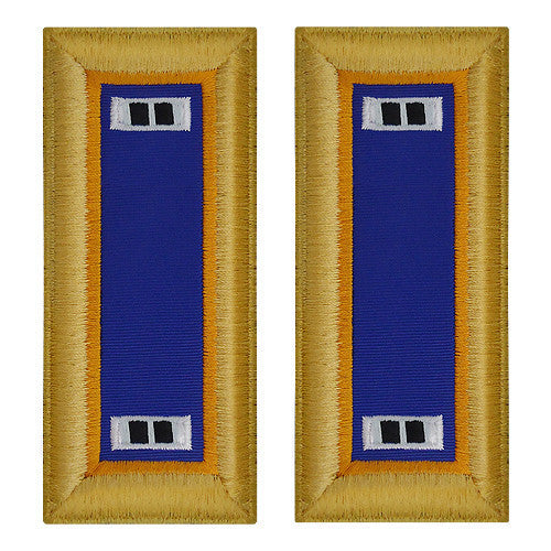 Army Shoulder Strap: Warrant Officer 2: Aviation - female