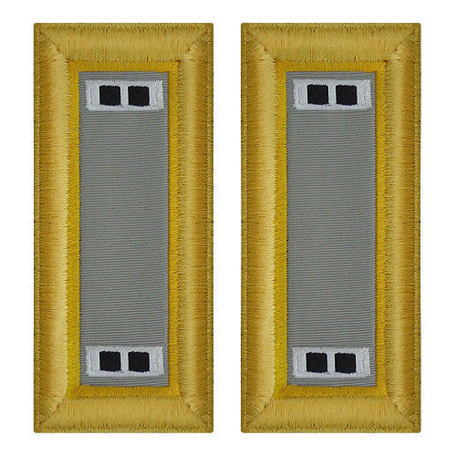 Army Shoulder Strap: Warrant Officer 2: Finance - female
