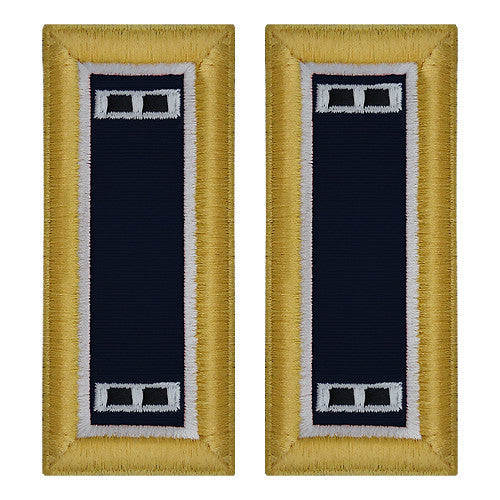 Army Shoulder Strap: Warrant Officer 2: Judge Advocate - female
