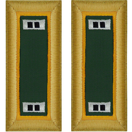 Army Shoulder Strap: Warrant Officer 2: Military Police