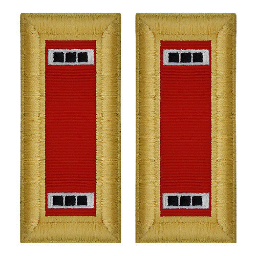Army Shoulder Strap: Warrant Officer 3: Artillery - female