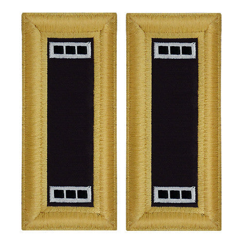 Army Shoulder Strap: Warrant Officer 3: Chaplain - female