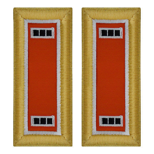 Army Shoulder Strap: Warrant Officer 3: Signal - female
