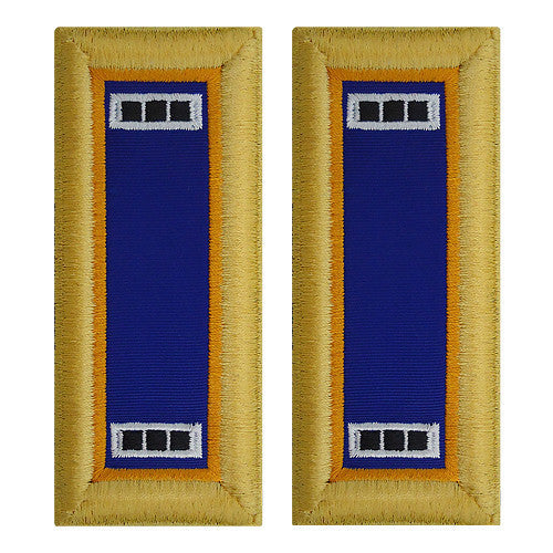 Army Shoulder Strap: Warrant Officer 3: Aviation - female