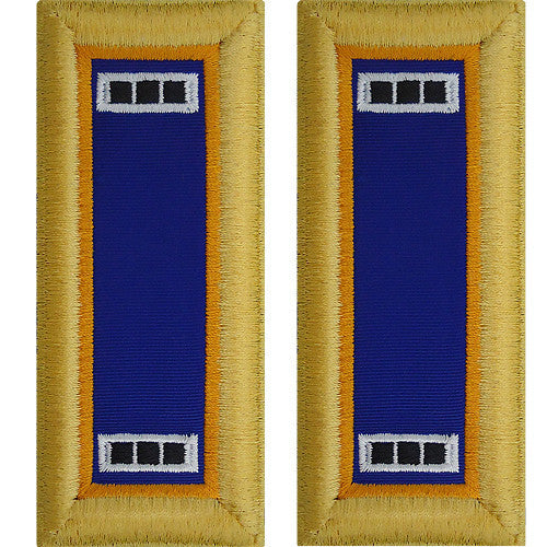 Army Shoulder Strap: Warrant Officer 3: Aviation