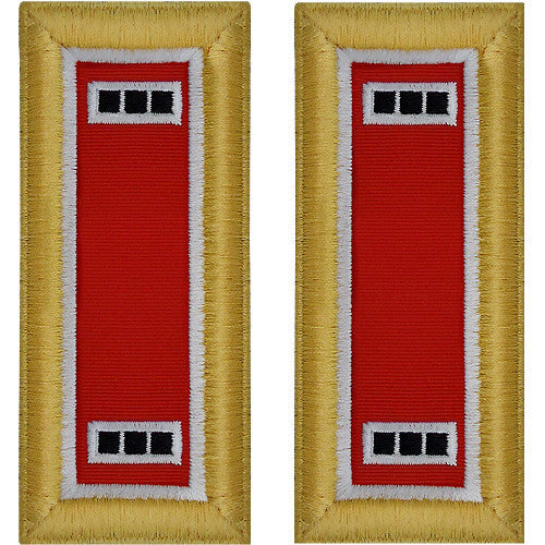 Army Shoulder Strap: Warrant Officer 3: Engineer