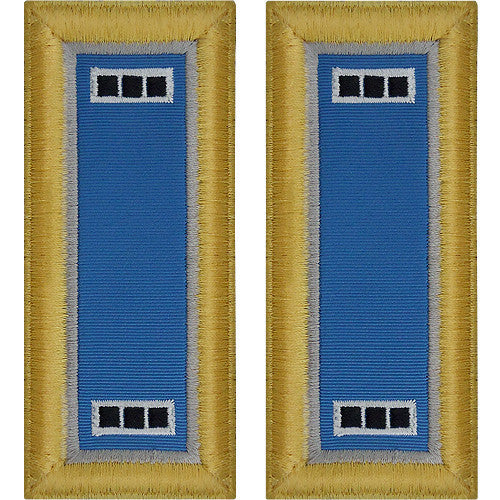 Army Shoulder Strap: Warrant Officer 3: Military Intelligence
