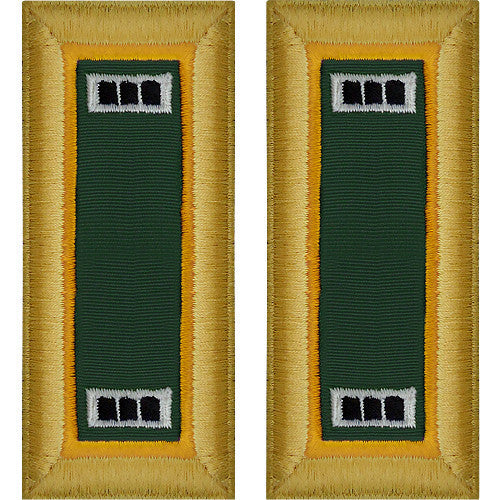 Army Shoulder Strap: Warrant Officer 3: Military Police