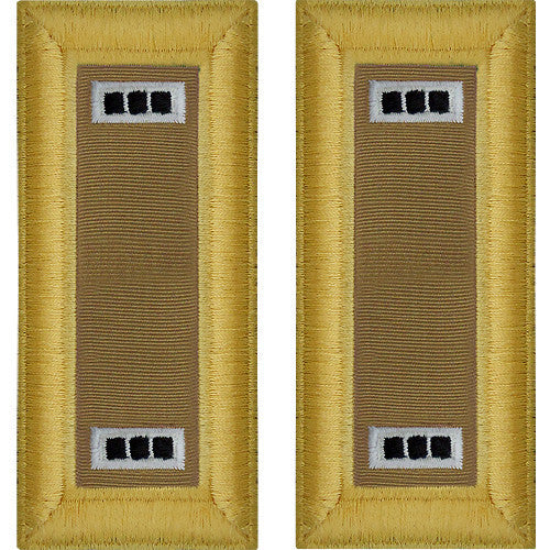 Army Shoulder Strap: Warrant Officer 3: Quartermaster