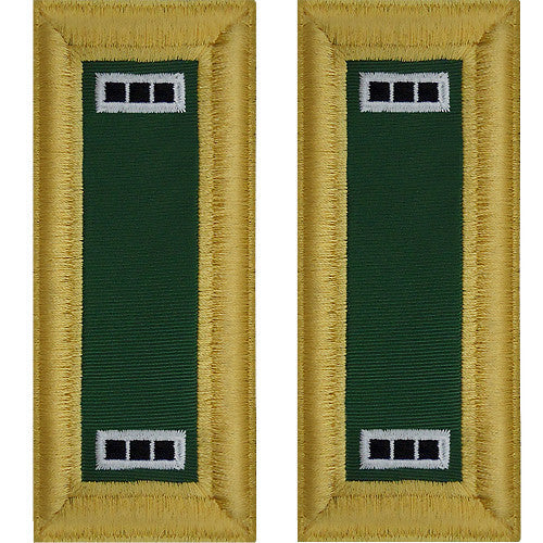 Army Shoulder Strap: Warrant Officer 3: Special Forces