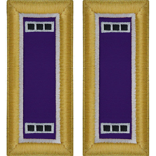 Army Shoulder Strap: Warrant Officer 3: Civil Affairs