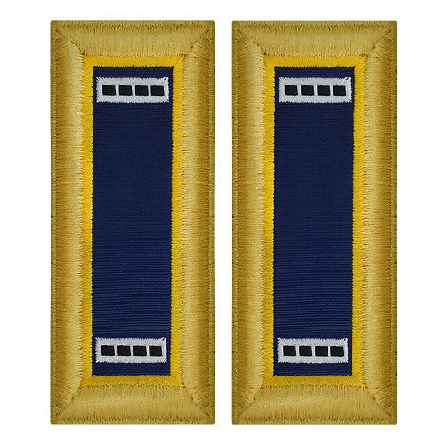 Army Shoulder Strap: Warrant Officer 4: Chemical - female