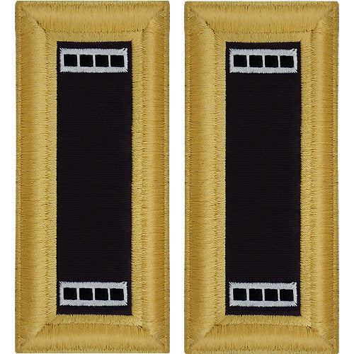 Army Shoulder Strap: Warrant Officer 4: Chaplain