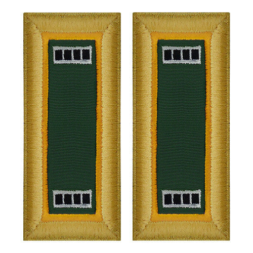 Army Shoulder Strap: Warrant Officer 4: Military Police - female