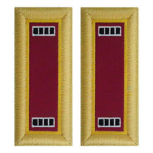 Army Shoulder Strap: Warrant Officer 4: Ordnance - female