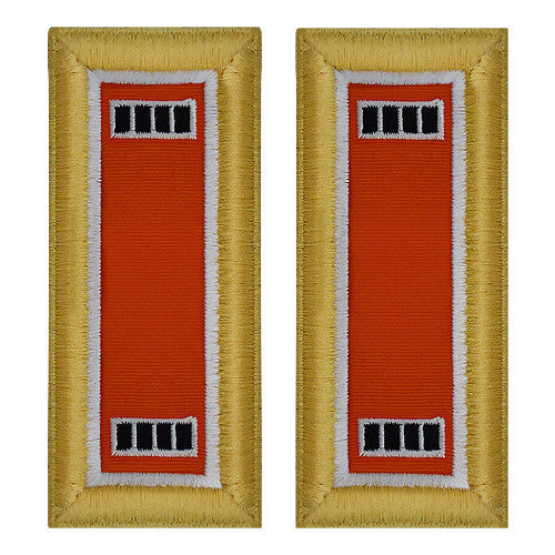 Army Shoulder Strap: Warrant Officer 4: Signal - female