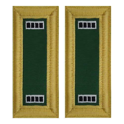 Army Shoulder Strap: Warrant Officer 4: Special Forces - female