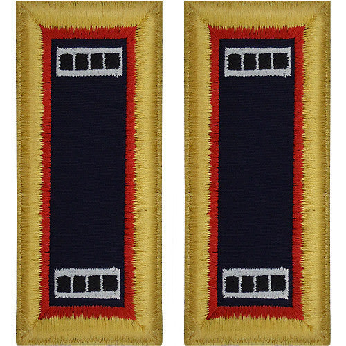 Army Shoulder Strap: Warrant Officer 4: Adjutant General