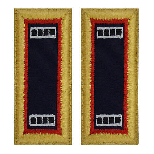 Army Shoulder Strap: Warrant Officer 4: Adjutant General - female