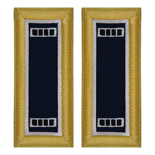 Army Shoulder Strap: Warrant Officer 4: Judge Advocate - female