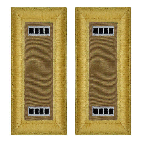 Army Shoulder Strap: Warrant Officer 4: Quartermaster - female