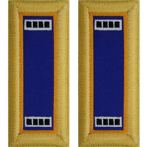 Army Shoulder Strap: Warrant Officer 4: Aviation