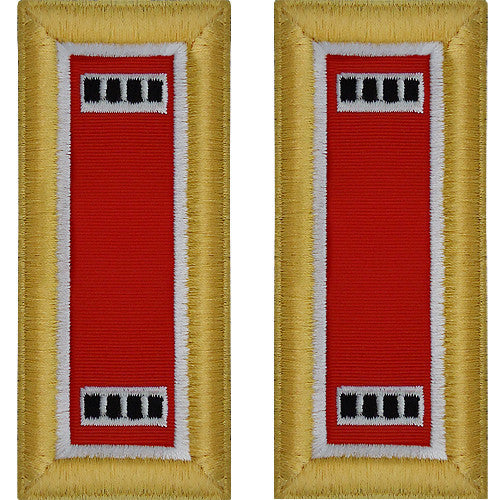 Army Shoulder Strap: Warrant Officer 4: Engineer