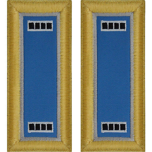 Army Shoulder Strap: Warrant Officer 4: Military Intelligence