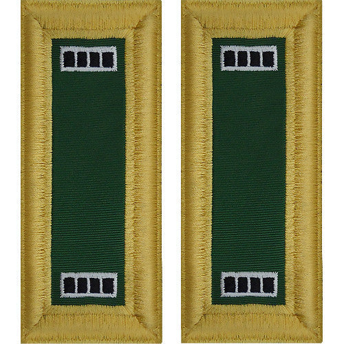 Army Shoulder Strap: Warrant Officer 4: Special Forces