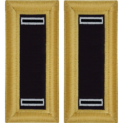 Army Shoulder Strap: Warrant Officer 5: Chaplain