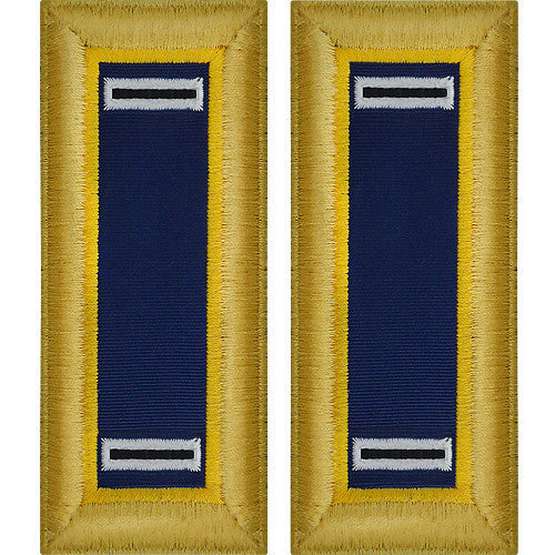 Army Shoulder Strap: Warrant Officer 5: Chemical