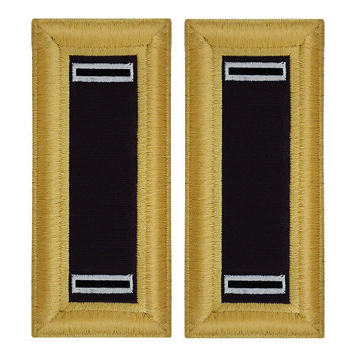 Army Shoulder Strap: Warrant Officer 5: Chaplain - female