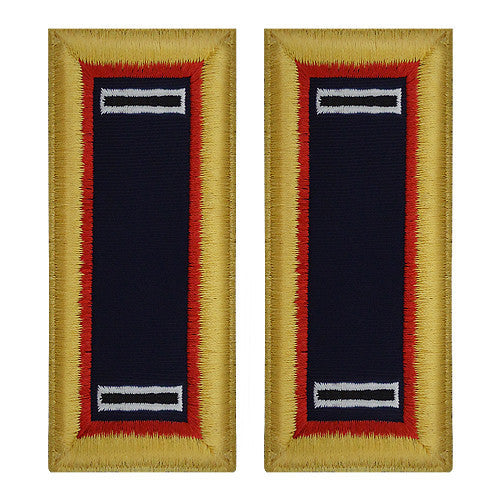 Army Shoulder Strap: Warrant Officer 5: Adjutant General - female