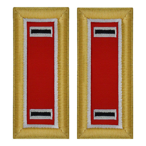 Army Shoulder Strap: Warrant Officer 5: Engineer - female
