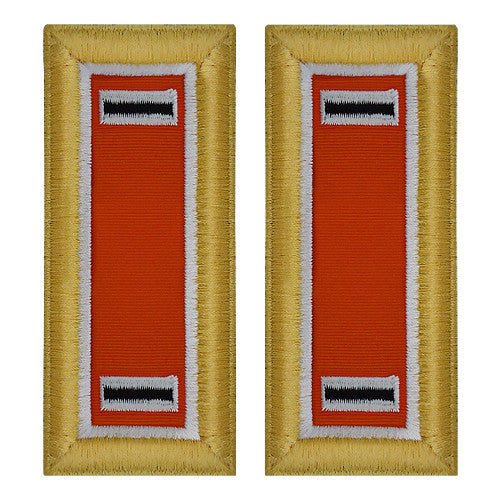 Army Shoulder Strap: Warrant Officer 5: Signal - female