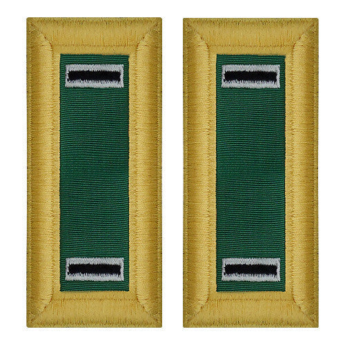 Army Shoulder Strap: Warrant Officer 5: Special Forces - female