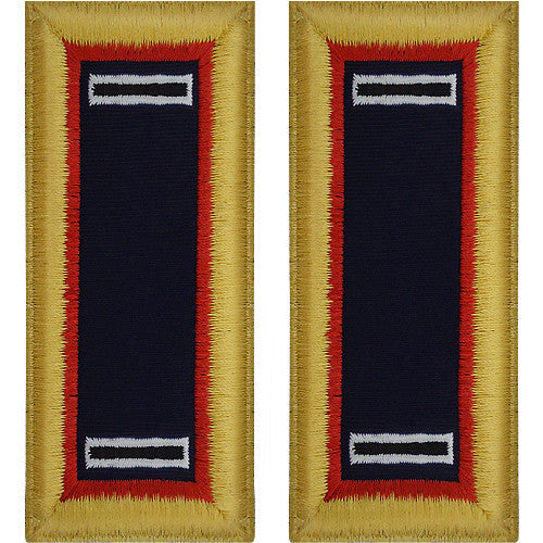 Army Shoulder Strap: Warrant Officer 5: Adjutant General